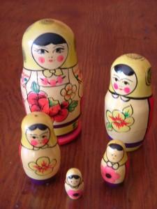 Familien-System, Babuschkas