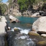 Fluss Türkei